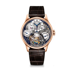 Christophe Colomb Hurricane Grand Voyage 18.2211.8805/36.C713 Zenith