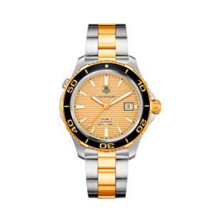 AquaRacer Automatic Black Dial Two-toneWAK2121.BB0835 TAG Heuer