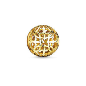 Бусина Ornament Yellow Gold Thomas Sabo