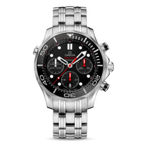 Seamaster Diver 300M Co-Axial Chronograph 212.30.44.50.01.001 Omega