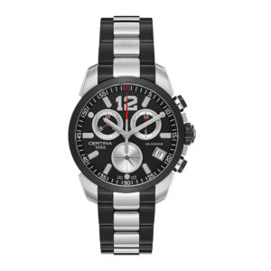 DS Rookie Chronograph C016.417.22.057.00 Certina