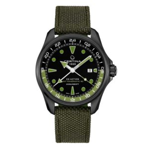 DS Action GMT Automatic C032.429.38.051.00 Certina