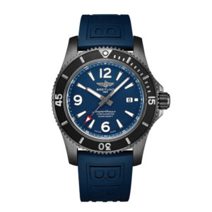 Superocean Automatic 46 Black Steel M17368D71C1S1 Breitling
