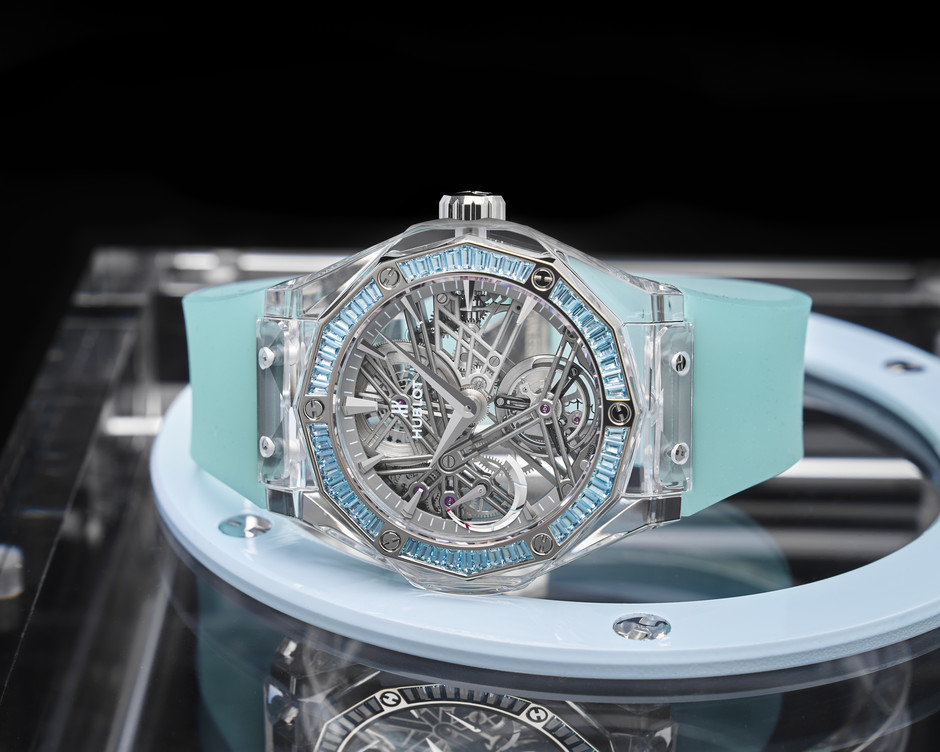 Classic Fusion Tourbillon Sapphire Orlinski for Only Watch