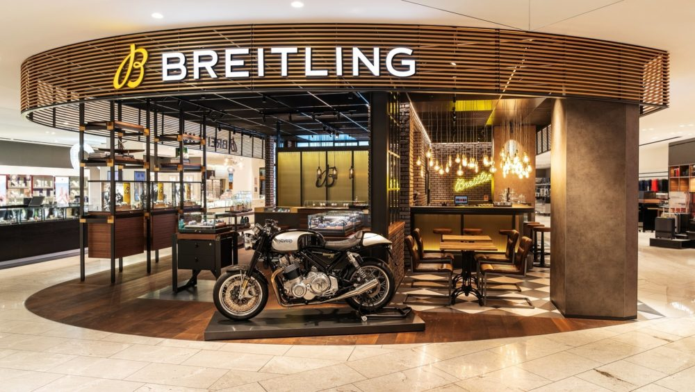 Breitling BISTRO-BAR-BOUTIQUE