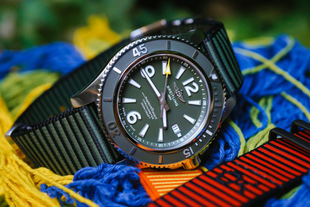 Breitling Outerknown