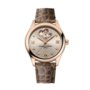 Frederique Constant LADIES AUTOMATIC DOUBLE HEART BEAT FC-310LGDHB3B4